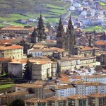 (English) Compostela walking